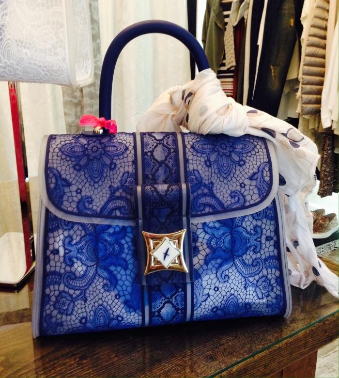 Fancy bags?