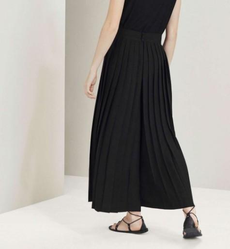 pantaloni-plisse-neri