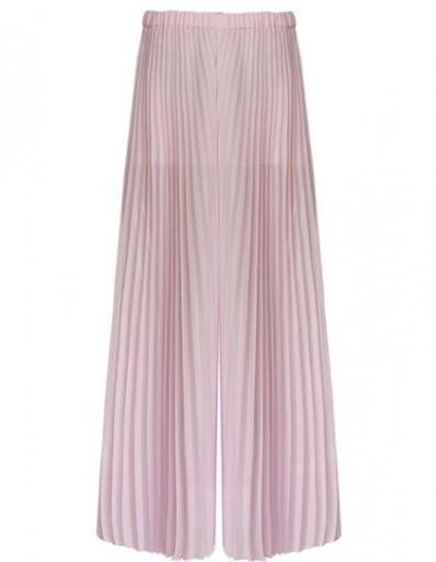 pantaloni-plisse-rosa-di-pinko